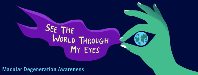 Macular Degeneration Awareness Month 2020! image