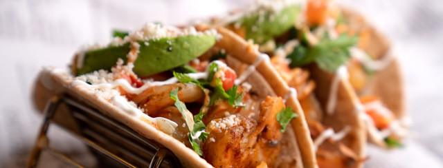 Simple Shrimp Street Tacos image