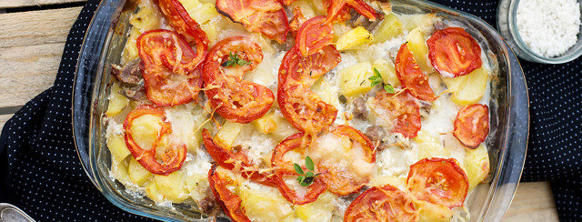 Eye Healthy Make Ahead Breakfast Casserole image