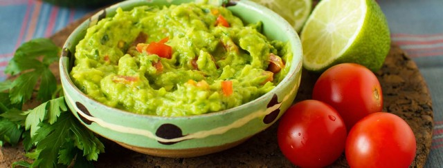 Homemade Eye-Healthy Guacamole image