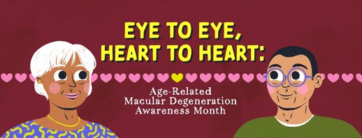 Age-Related Macular Degeneration Awareness Month image
