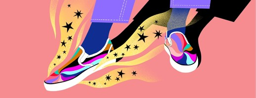 My Magic Shoes:  An Answer to Pre-Injection Worry image