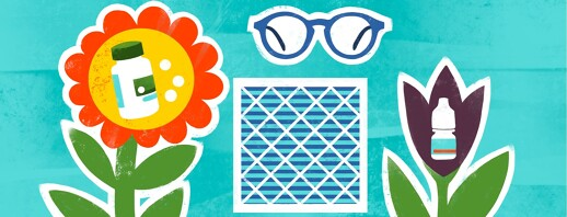 Spring Is In the Air! Avoid Itchy, Irritated Eyes image
