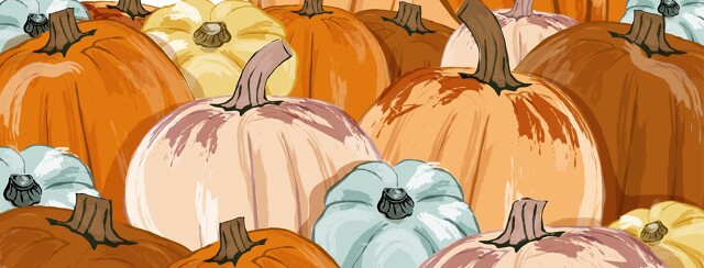 Pumpkin Spice and Everything... Eyes? image
